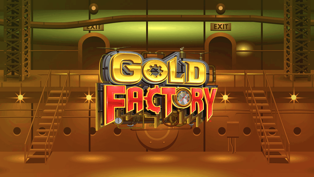Gold Factory Online Slot Game